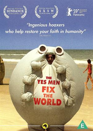 Rent The Yes Men Fix the World (aka Les Yes Men refont le monde) Online DVD & Blu-ray Rental