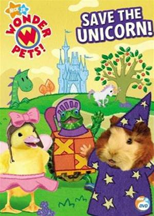 Rent Wonder Pets: Save the Unicorn Online DVD Rental