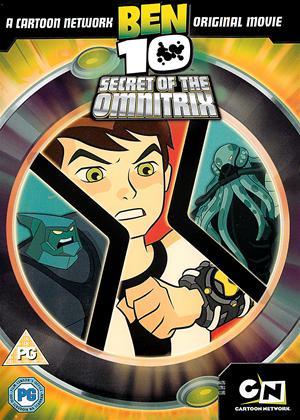 Rent Ben 10: Secret of the Omnitrix Online DVD Rental