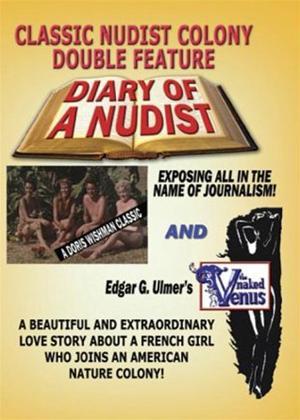 Rent Naked Venus / The Diary of a Nudist Online DVD Rental