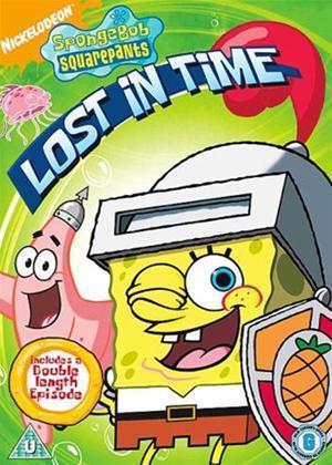 Rent Spongebob: Lost in Time Online DVD Rental