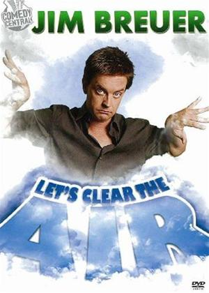 Rent Jim Breuer: Let's Clear the Air Online DVD Rental