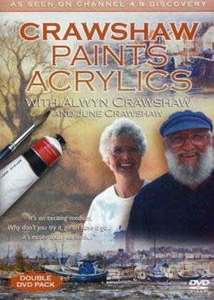 Rent Crawshaw Paints Acrylics Online DVD Rental