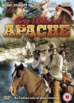 Rent Cry Blood, Apache Online DVD Rental