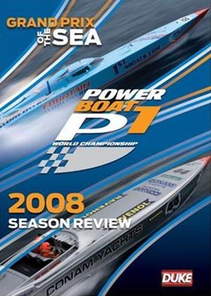 Rent Powerboat P1 World Championship Review 2008 Online DVD Rental