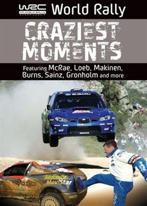 Rent World Rally Championship: Craziest Moments Online DVD Rental