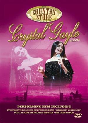 Rent Crystal Gayle: Live in Concert Online DVD Rental