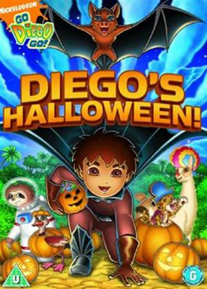 Rent Go Diego Go: Diego's Halloween Online DVD Rental