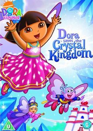 Rent Dora the Explorer: Dora Saves the Crystal Kingdom Online DVD Rental