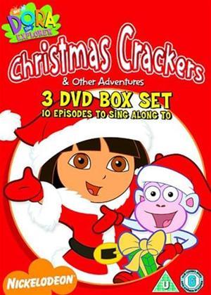Rent Dora the Explorer: Christmas Crackers Online DVD & Blu-ray Rental