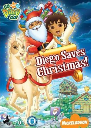 Rent Go Diego Go: Saves Christmas Online DVD Rental