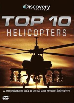Rent Discovery Channel: Top Ten Helicopters Online DVD Rental