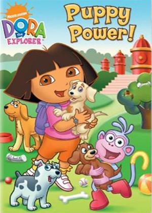 Rent Dora the Explorer: Puppy Power Online DVD Rental