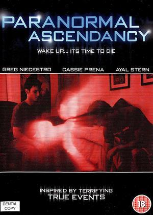 Rent Paranormal Ascendancy Online DVD Rental