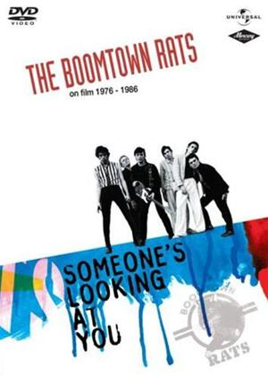 Rent The Boomtown Rats: Someone's Looking at You Online DVD Rental