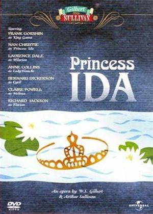 Rent Gilbert and Sullivan: Princess Ida Online DVD Rental
