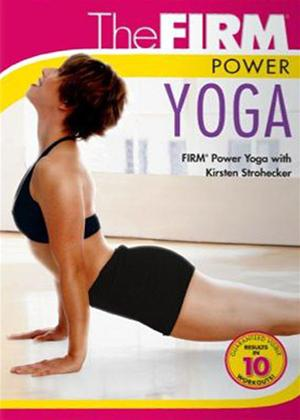 Rent The Firm Power Yoga Online DVD Rental