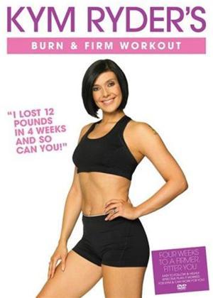 Rent Kym Ryder's Burn and Firm Workout Online DVD Rental