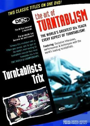 Rent The Art of Turntabilism and Turntablist Trix Online DVD Rental