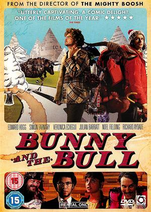 Rent Bunny and the Bull Online DVD & Blu-ray Rental