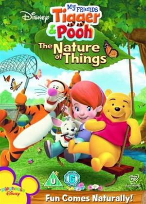 Rent My Friends Tigger and Pooh: The Nature of Things Online DVD Rental