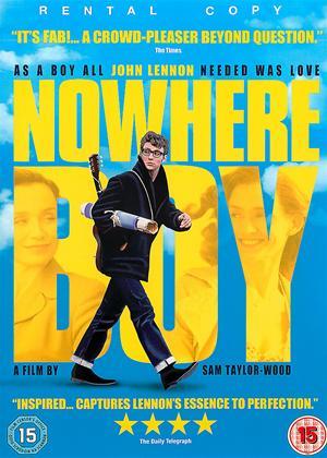 Nowhere Boy Online DVD Rental