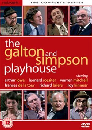 Rent Galton and Simpson Playhouse: Series 1 Online DVD Rental