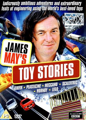Rent James May's Toy Story Online DVD & Blu-ray Rental