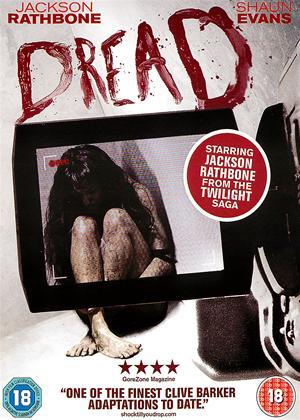 Rent Dread (aka Clive Barker's Dread) Online DVD & Blu-ray Rental