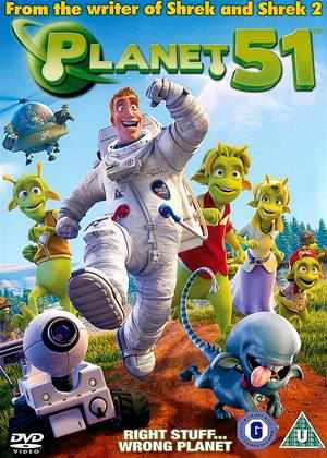 Planet 51 Online DVD Rental