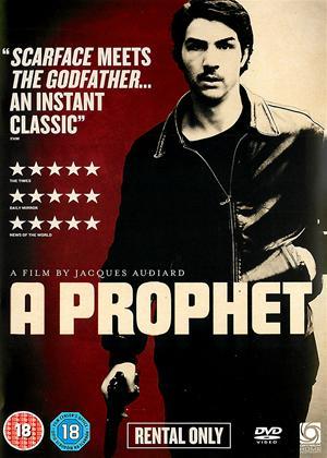 A Prophet Online DVD Rental