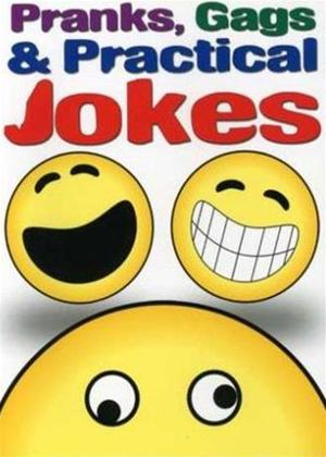 Rent Pranks, Gags and Practical Jokes Online DVD Rental