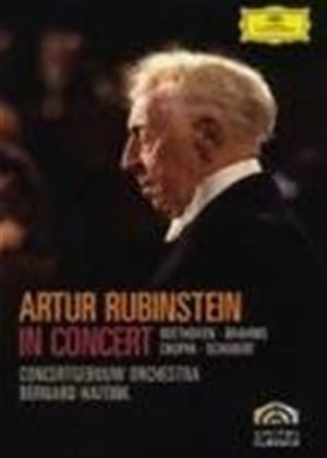 Artur Rubinstein: In Concert Online DVD Rental