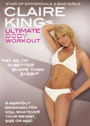 Rent Claire King's Ultimate Body Workout Online DVD Rental