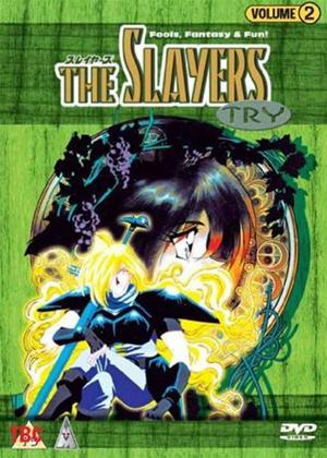 Rent The Slayers Try: Vol.2 Online DVD Rental