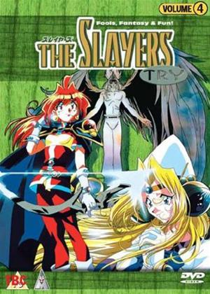 Rent The Slayers Try: Vol.4 Online DVD Rental