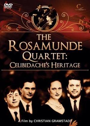 Rent The Rosamunde Quartet: Celibidache's Heritage Online DVD Rental