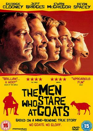 The Men Who Stare at Goats Online DVD Rental