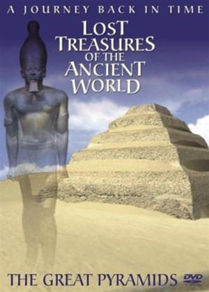 Rent Lost Treasures of The Ancient World: The Great Pyramids Online DVD Rental