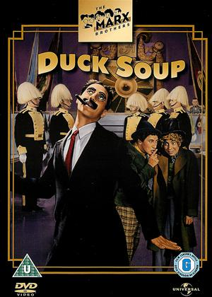 Rent The Marx Brothers: Duck Soup Online DVD & Blu-ray Rental