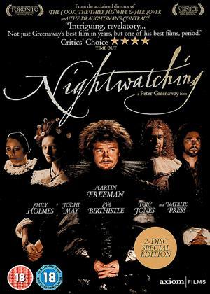 Rent Nightwatching Online DVD & Blu-ray Rental