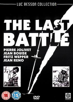 Rent The Last Battle (aka Le Dernier Combat) Online DVD & Blu-ray Rental