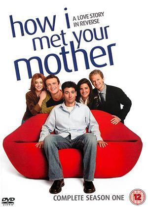 Rent How I Met Your Mother: Series 1 Online DVD Rental