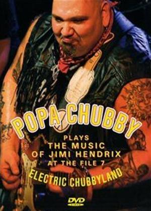 Rent Popa Chubby: Plays Jimi Hendrix at the File 7 Online DVD Rental