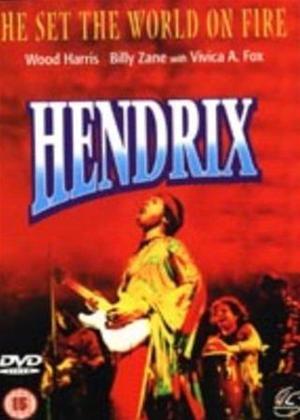 Rent Hendrix Online DVD Rental