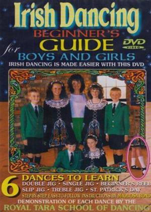 Rent Beginner's Guide to Irish Dancing Online DVD Rental