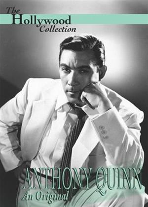 Rent Anthony Quinn: An Original Online DVD Rental