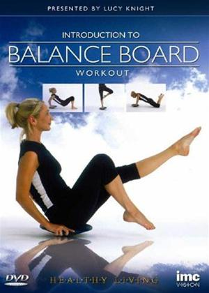Rent An Introduction to Balance Board Workout Online DVD Rental