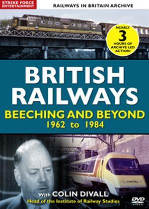Rent British Railways Beeching and Beyond 1962-1984 Online DVD & Blu-ray Rental