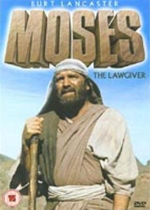 Rent Moses the Lawgiver Online DVD Rental